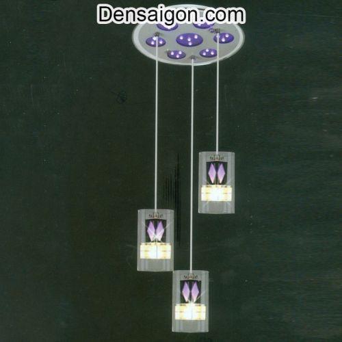 Đèn Thả Pha Lê Phong Cách Trang Trí Phòng Ăn - Densaigon.com