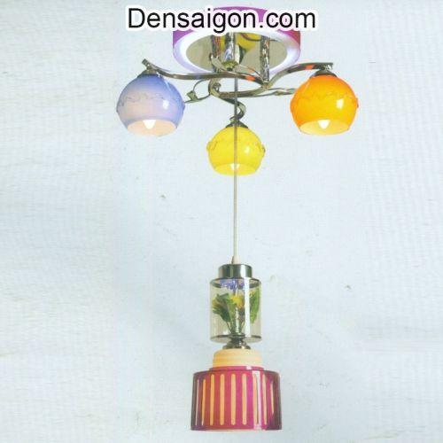 Đèn Thả Pha Lê Thiết Kế Độc Đáo - Densaigon.com
