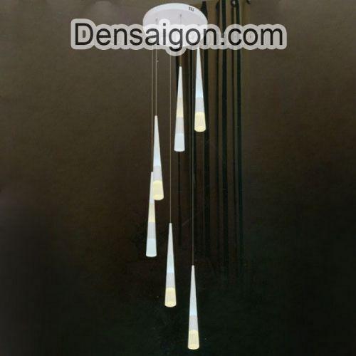 Đèn Thả Pha Lê Thiết Kế Hiện Đại - Densaigon.com