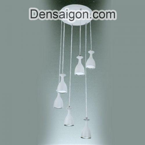 Đèn Thả Pha Lê Thiết Kế Phong Cách - Densaigon.com