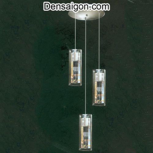 Đèn Thả Pha Lê Trang Trí Hiện Đại Đẹp - Densaigon.com