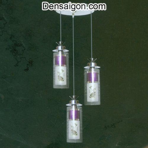 Đèn Thả Pha Lê Treo Phòng Ăn Đẹp - Densaigon.com