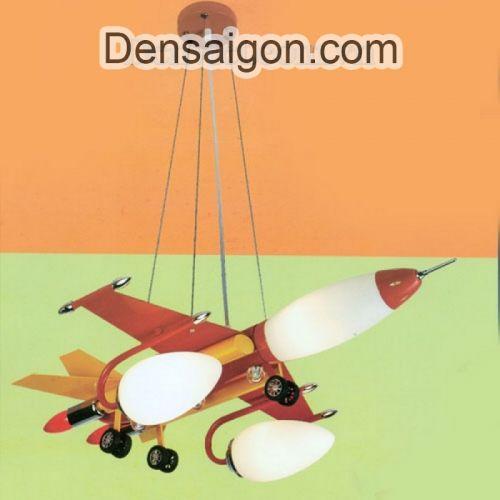 Đèn Thả Trẻ Em Hình Máy Bay - Densaigon.com