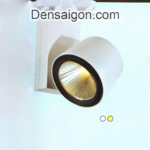 Đèn Thanh Ray LED COB 20W Thiết Kế Đồng Màu - Densaigon.com