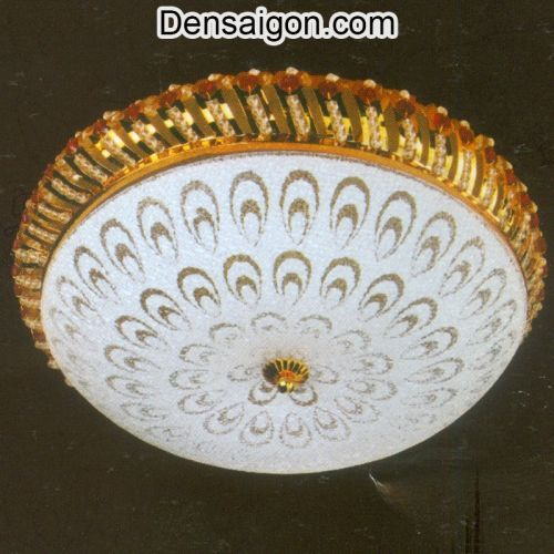 Đèn Trần LED Cổ Điển Tinh Tế - Densaigon.com
