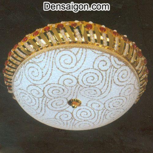 Đèn Trần LED Thiết Kế Cổ Điển - Densaigon.com