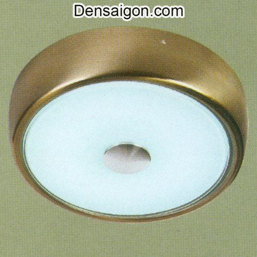 Đèn Trần LED Tròn Đơn Giản - Densaigon.com