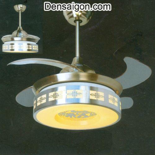 Đèn Trần Quạt Đẹp Sang Trọng - Densaigon.com