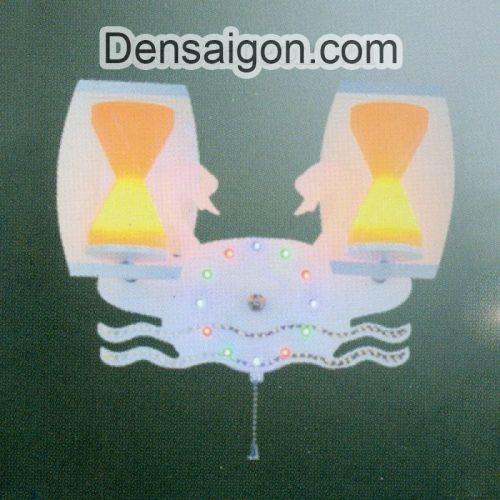 Đèn Tường Bóng LED Kiểu Ý Kiểu Dáng Đẹp - Densaigon.com