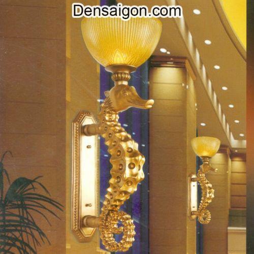 Đèn Tường Cá Ngựa Cổ Điển - Densaigon.com