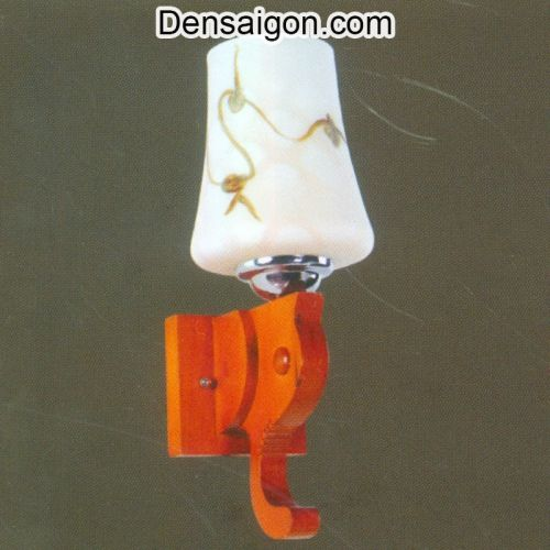 Đèn Tường Gỗ Kiểu Dáng Phong Cách - Densaigon.com