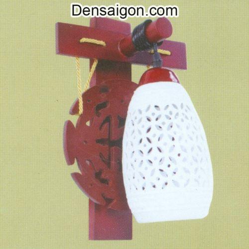 Đèn Tường Gỗ Phong Cách Sang Trọng - Densaigon.com