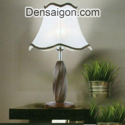 Đèn Tưởng Gỗ Thiết Kế Cổ Điển - Densaigon.com