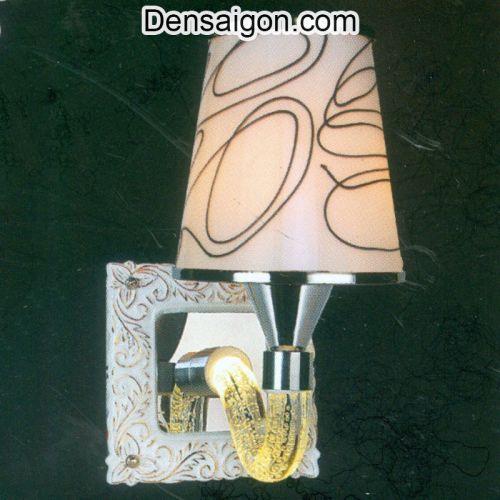 Đèn Tường Inox Dù - Densaigon.com