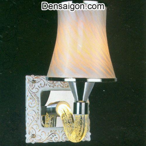 Đèn Tường Inox Dù Đẹp - Densaigon.com