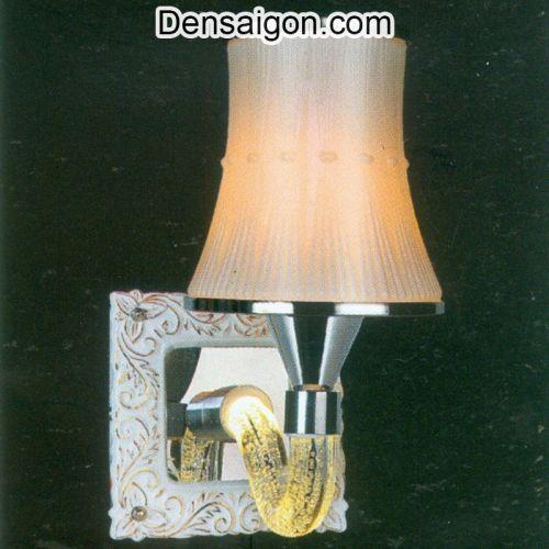 Đèn Tường Inox Dù Hiện Đại - Densaigon.com