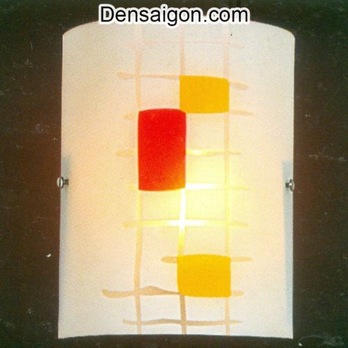 Đèn Tường Kiếng Màu Sắc Nổi Bật - Densaigon.com