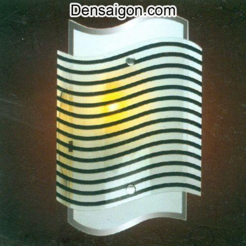 Đèn Tường Kiếng Sọc Đen Đẹp - Densaigon.com